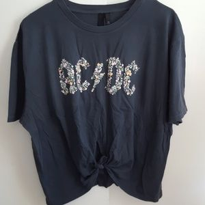 And Finally ACDC t shirt